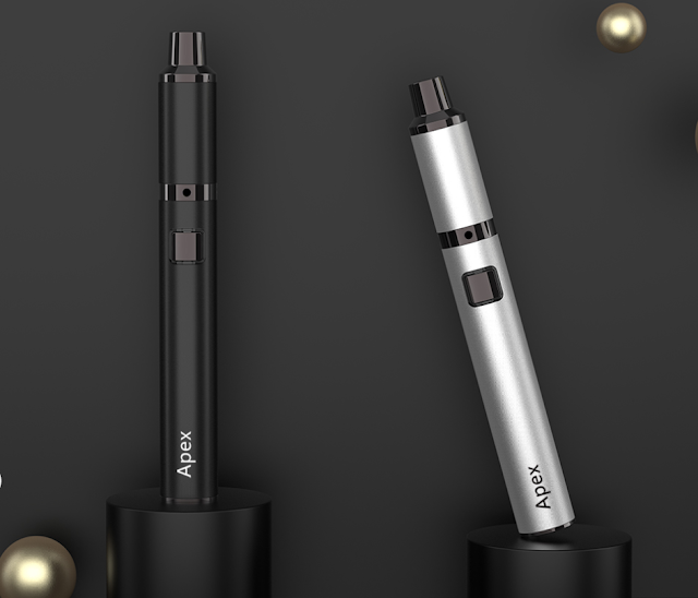 Yocan Apex is the Best Vape Pen for Easy Using on the Go