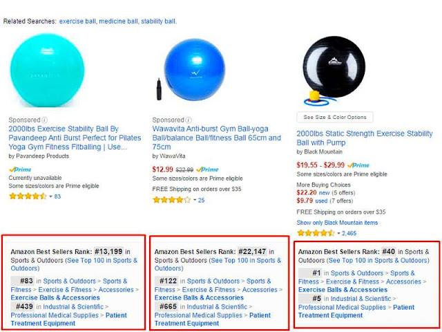 Пример работы DS Amazon Quick View