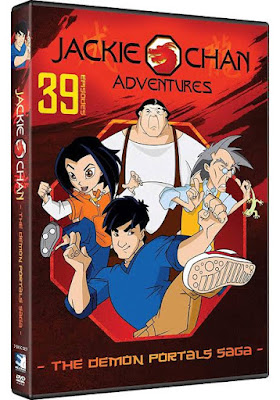 Jackie Chan Adventures Season 01 All Episodes All Images In 720P