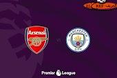 مباراة مانشستر سيتي وارسنال في الدوري الانجليزي بتاريخ 17-10-2020