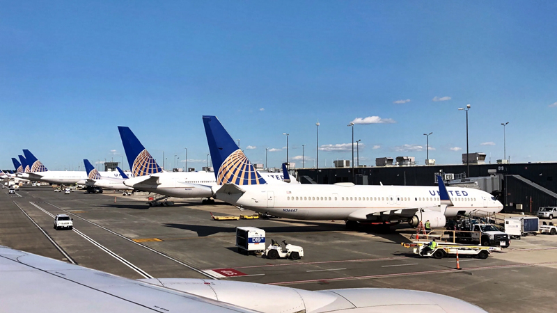 United Airlines may change route map post-coronavirus, says no hub is 'sacred'