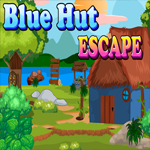 Play Games4King Blue Hut Escap…