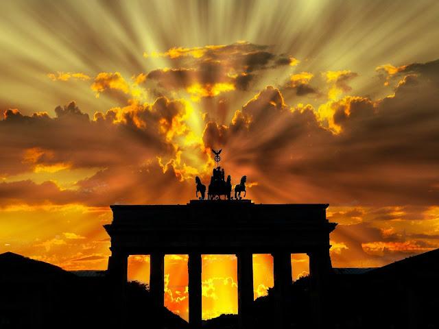 خلفيات ألمانية لمدينة برلين المميزة