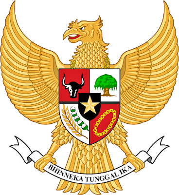 Logo Garuda Vector CDR