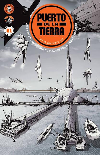 Puerto de la Tierra comic descarga mega español