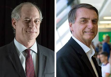 Ciro diz que, se Bolsonaro ganhar, deixará a política