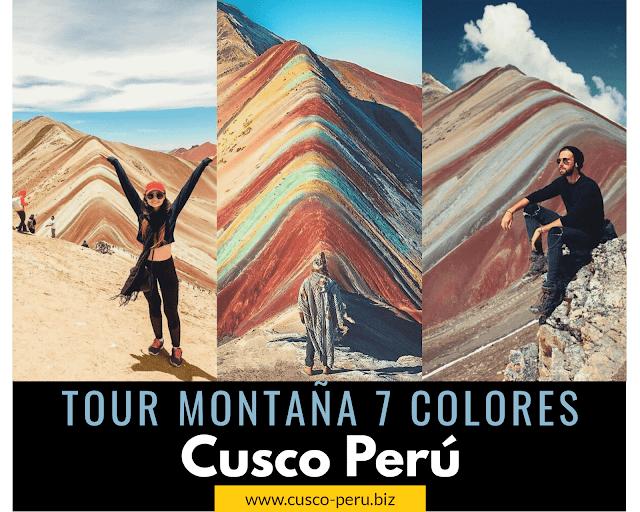 excursion montaña 7 colores