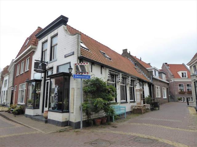 centro storico Den Burg