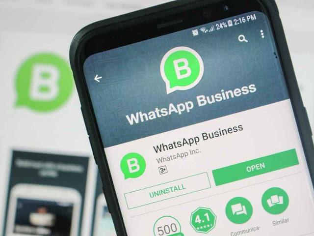 Cara Membuat Akun Bisnis Whatsapp atau WA