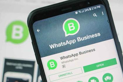 Cara Membuat Akun Bisnis Whatsapp atau WA dengan Mudah