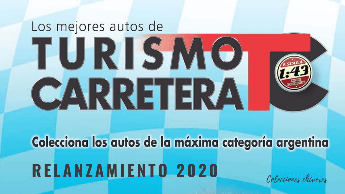 Turismo Carretera relanzamiento 2020 planeta deagostini