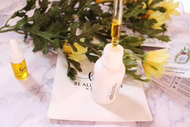 be all skincare, be all skincare blog review, be all skincare review, be all skincare Hong Kong, be all skincare facial oil serum, active antioxidant face oil serum, be all skincare etsy