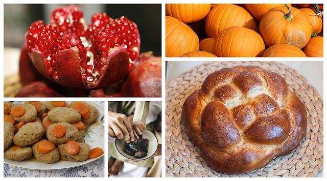 El simbolismo que esconden los platos típicos del año nuevo judío