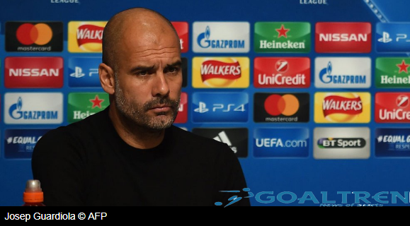 "alt=""Guardiola admitted Manchester City struggled against """