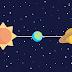 Ketika Bumi Berada di antara Matahari dan Saturnus