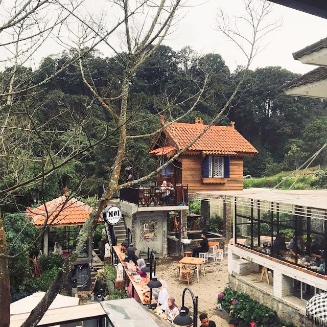 Noi Coffee Batu Jawa Timur