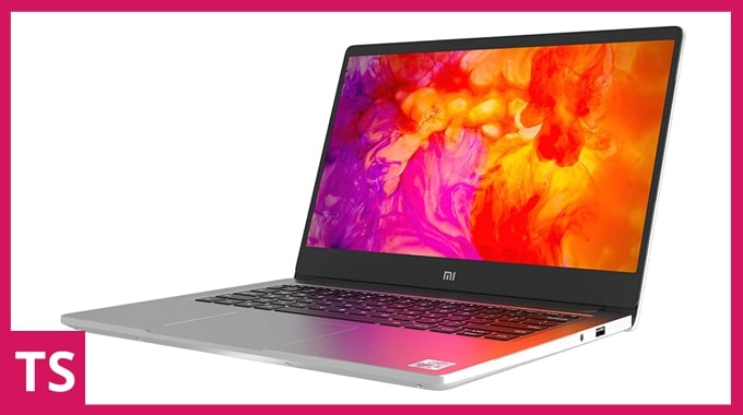 Mi Notebook 14 (IC) laptop under Rs 50K in India.