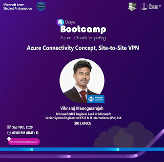 University of Lahore Azure Bootcamp