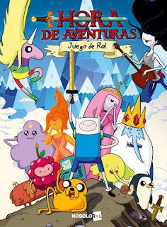 Adventure time rpg
