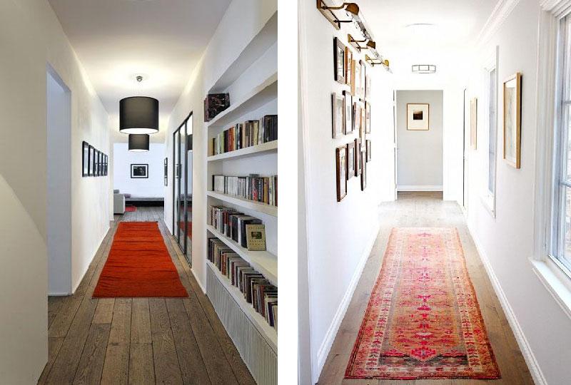 tappeto per il corridoio
