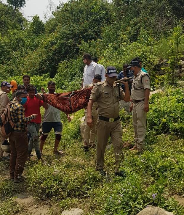 उत्तराखंड राज्य के  पिथौरागढ़ जनपद में सरयू  नदी में डूबने से हुई 5 युवकों की  मौत