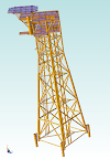 Inplace Analysis, an Analysis in Fixed Offshore Platform