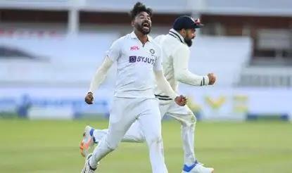 India vs England- बैकफुट पर आया भारत तो दर्शकों ने भी लिए मजे, Mohammed Siraj ने दिया करारा जवाब, Video देखें