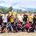 Tommy Irawan Sandra Kunjungi Pusat Atletik PASI Kabupaten Pasaman