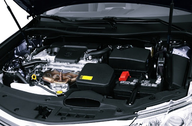 2012 Toyota Camry SE Limited Edition Review Engine Performance