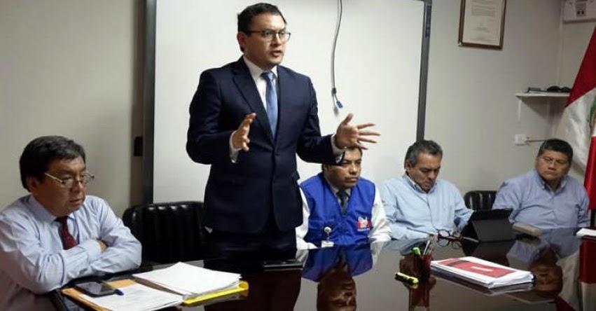 UNICA: La próxima semana se instalará comisión técnica que implementará plan de emergencia en la Universidad Nacional San Luis Gonzaga de Ica