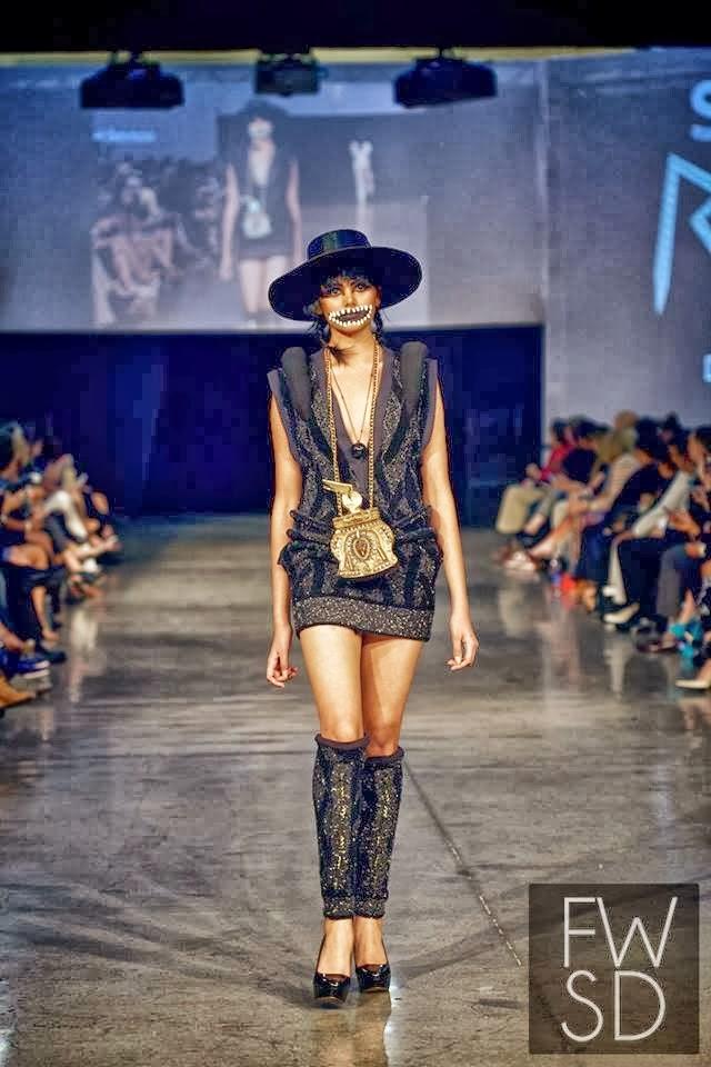Fashion Week San Diego Day 1 Of Runway Shows Vanessa Balli