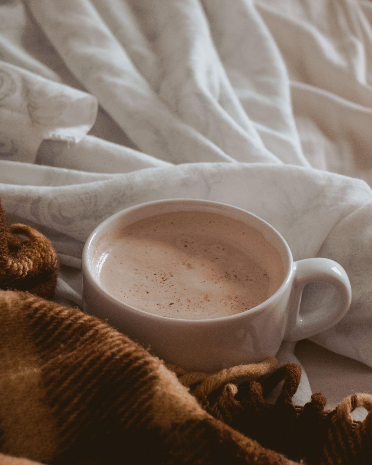 Tardes de outono | cozy and comfy days leite quente