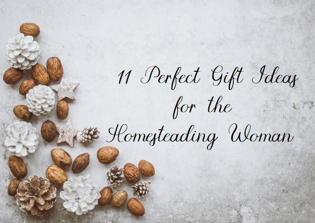 Can't think of the perfect gift for your simple-living or homesteading relative or friend? Here are 11 great suggestions.