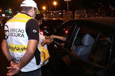 Programa Direção Segura autua 52 motoristas em Iguape