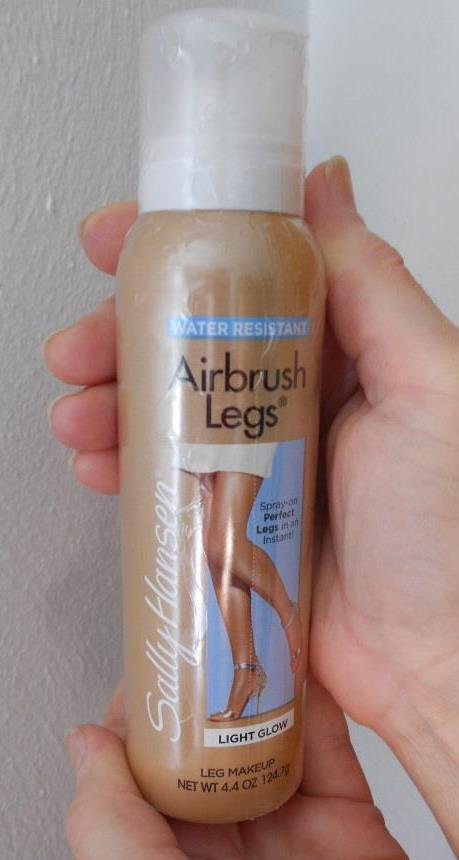 Sally Hansen Airbrush Legs (Light Glow) Leg Makeup