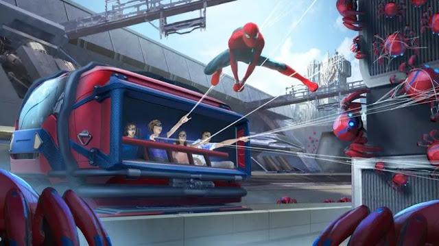 El Avengers Campus abrirá este verano en Disneylandia