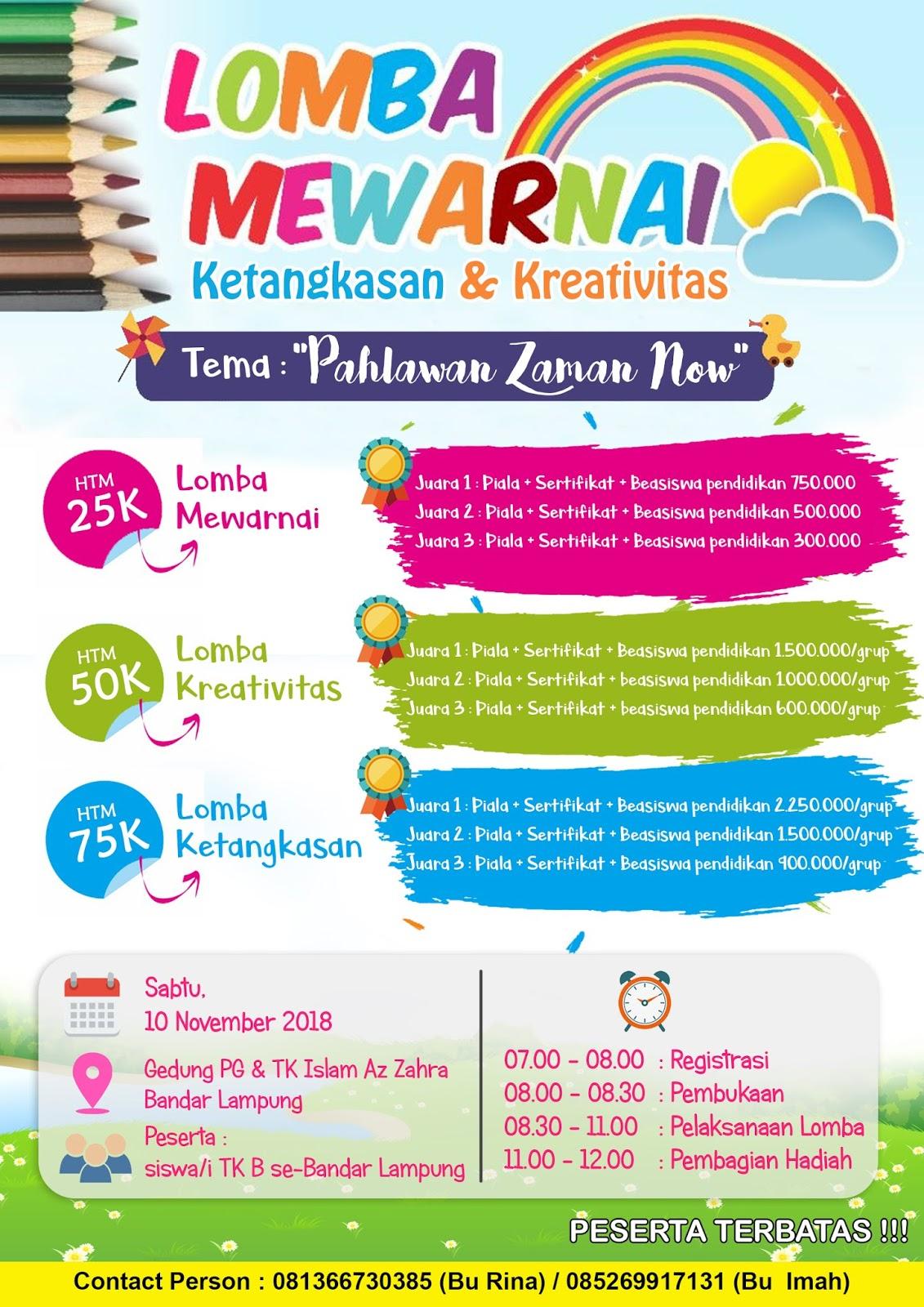 Yayasan Fatimah Az Zahra Lampung