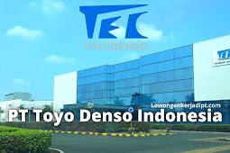 Lowongan Kerja PT Toyo Denso Indonesia Cikarang
