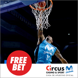 circus promocion 25 euros Banvit vs Estudiantes 14 noviembre
