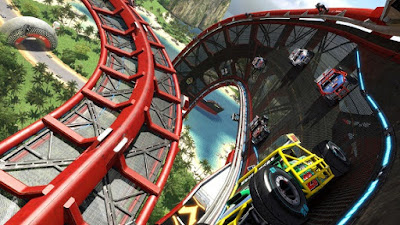 Download Game Trackmania Turbo-CODEX Terbaru