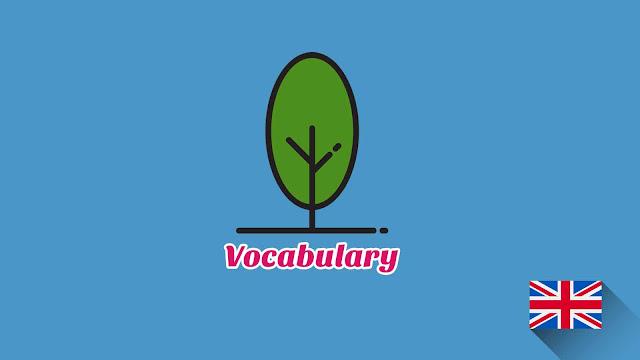 Kosakata Bahasa Inggris Situasi Disertai Gambar, Audio Dan Pronunciation