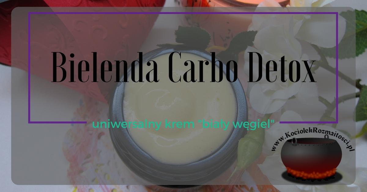 bielenda carbo detox biały węgiel
