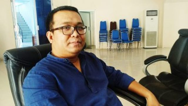 Anggota DPRD Kota Bima, Edy Ihwansyah