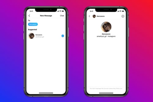 Instagram limits messaging between teens and adults
