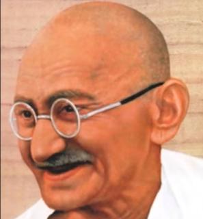 Short essay on Mahatma Gandhi
