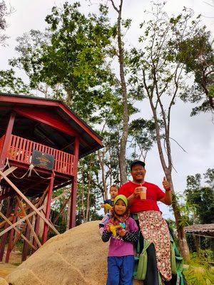 Hiking di Bukit Maras Terengganu