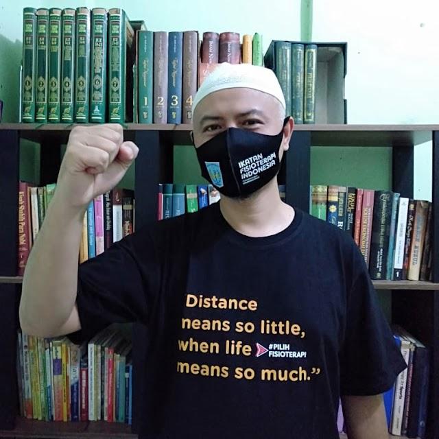 SQUAD COVID-19 : Tak Lama Lagi, Fisioterapi Indonesia Akan Kembali Berkontribusi