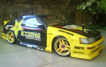 Rockstar Energy Drink Car Wrap Scam
