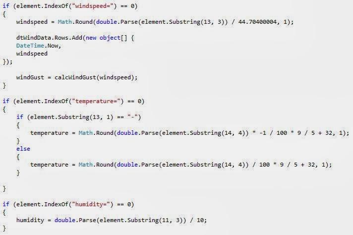 Kevin Key's Blog: Bridge reader: App that reads data from