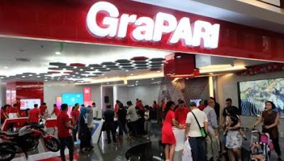 LOKER Sales Outlet GRAPARI LUBUKLINGGAU NOVEMBER 2019